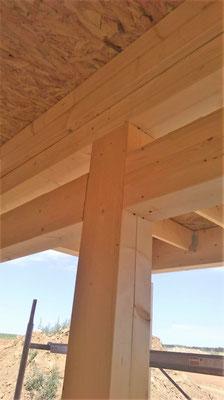 maison bois montage