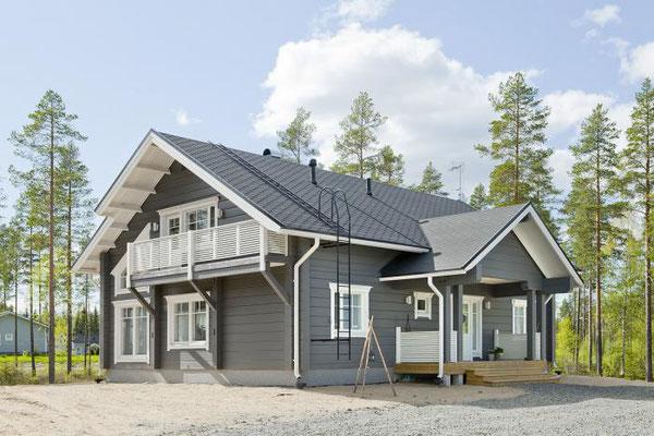 maison bois europe