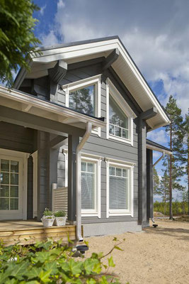 europeen maison en bois