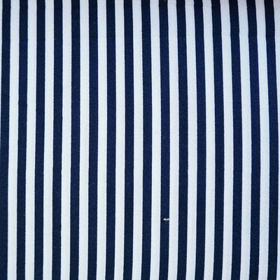D116 Streifen blau weiß