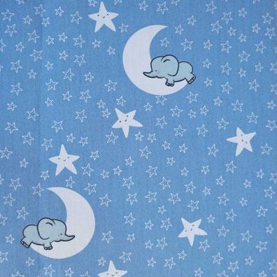 D63 Elefanten auf Mond