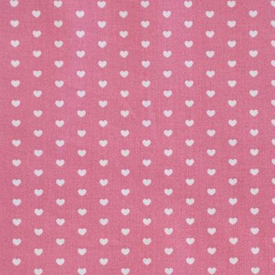 D52 Herzen rosa