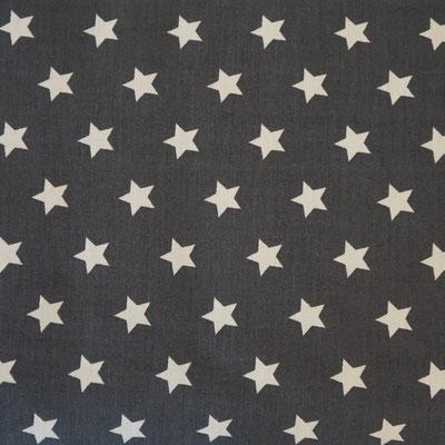 D86 Sterne grau