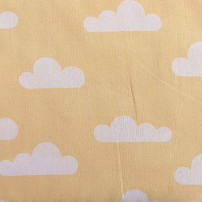 D152 Wolken gelb
