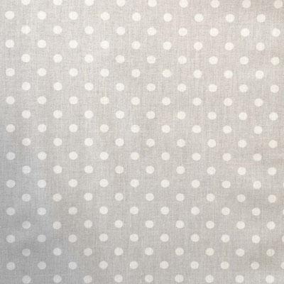 D136 Tupfen grau