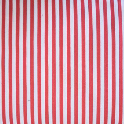 D115 Streifen rot weiß