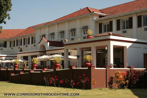 The Victoria Falls Hotel today