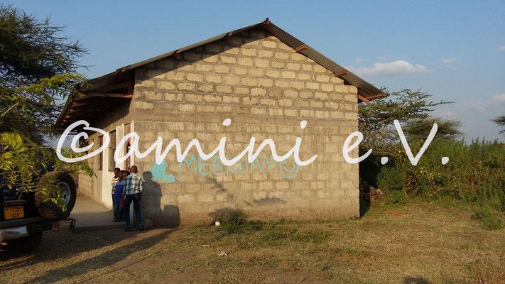 Besuch von amini e.V. in Nduruma im Sommer 2017