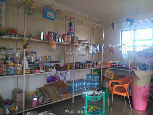 Good Hope 2019 - school shop