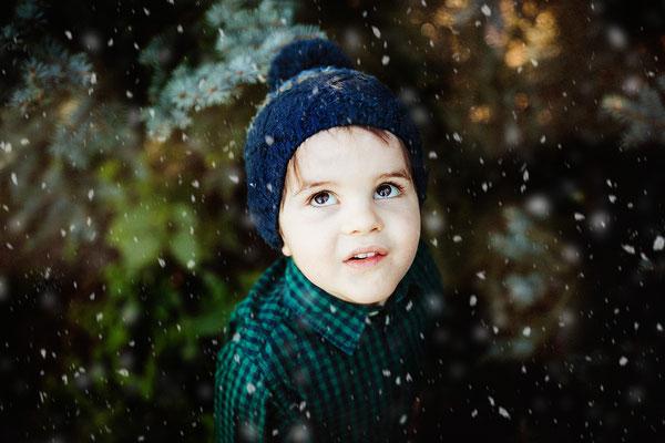 Weihnachtsshooting in Halle mit Fotograf