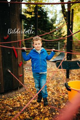 Kindergarten Klettergerüst Fototag