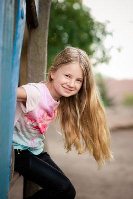 Mädchenportrait Fotograf Schule