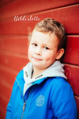 Junge Portrait Kitafoto