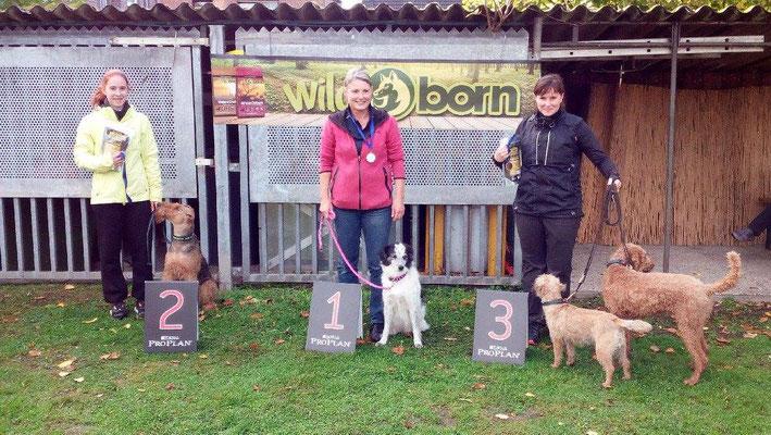 Sieger VK1 Frauen