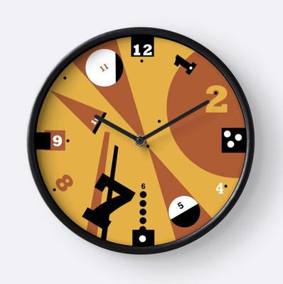 Uhrzeit / Design Theo Kerp