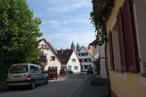 Domspitze : Widdergasse