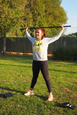 im September 2015 mit 71 kg :-)
