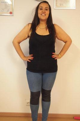 im April 2014 (- 56,8kg Gewichtsabnahme)