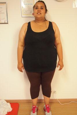 im Juli 2013 mit 148kg