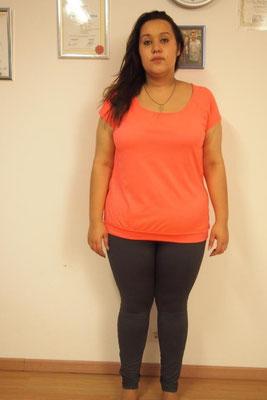 im Januar 2014 (- 42 kg Gewichtsabnahme)