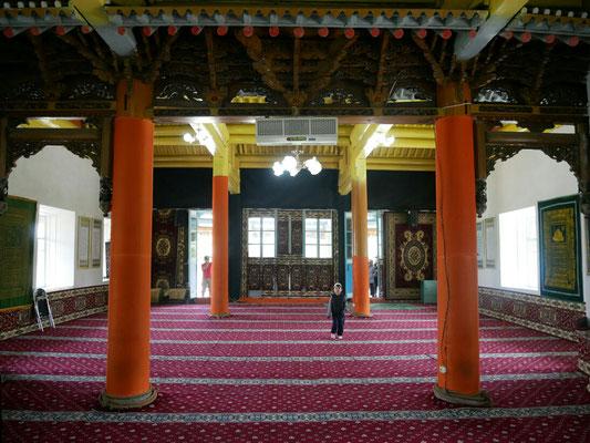 Mosquée chinoise, Karakol city