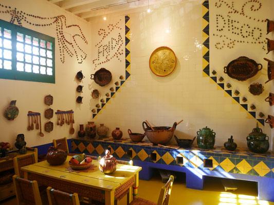 Musée Frida Kahlo