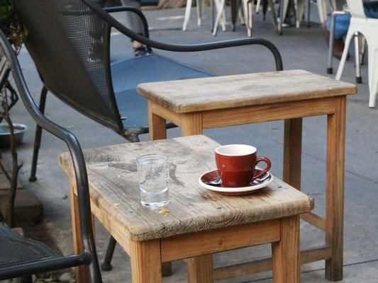 Cucurucho Café, Roma Norte