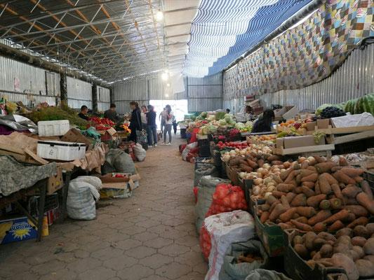 Bazar, Karakol city