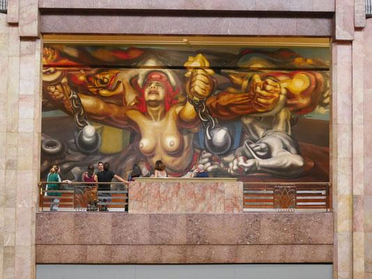 Palacio de Bellas Artes, salle de concert & musée