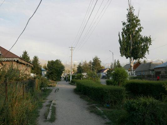 Karakol city