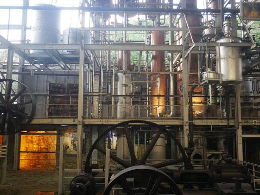 Distillerie, rhumerie