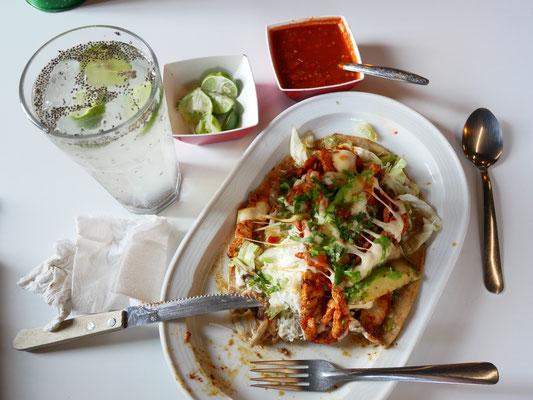 1er repas mexicain