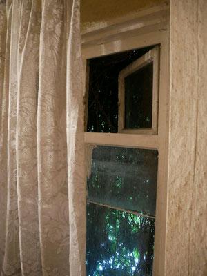 Fenêtre avec vue à Poudlard (Yak Hostel)