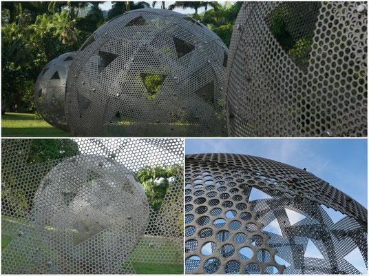 Les sphères Vladimir Skoda