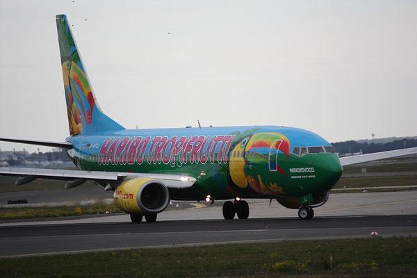 """B 737-8K5/W  """" D-ATUJ """" TUIfly -3"""