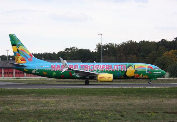 """B 737-8K5/W  """" D-ATUJ """" TUIfly -4"""