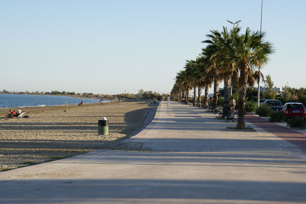 Strand bei L'Ampolla
