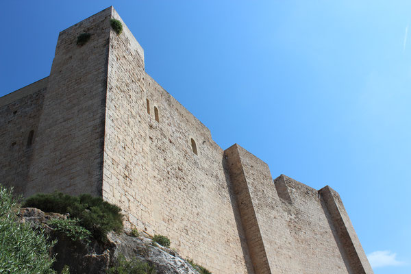 Miravet Castle im Ebroral