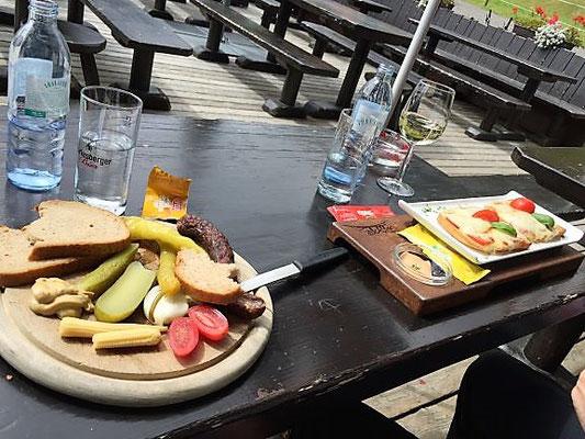 Gastfreundschaft in Tiroler , Sölden/Foto Lucia Moulin-Gallego