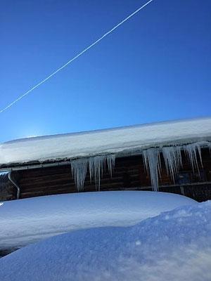 Eiszapfen, Davos, Foto L. Moulin-Gallego