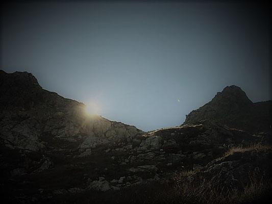 Morgenstimmung rund um Sils Maria/Foto L.Moulin-Gallego