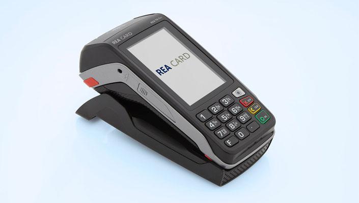 T9 flex Mobiles Touch-Terminal