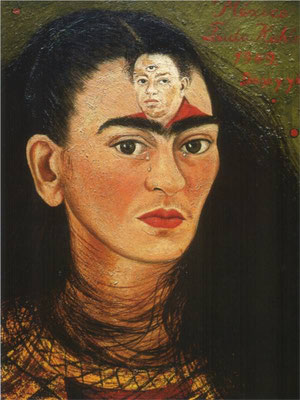 Frida Kahlo: Diego and I, 1949