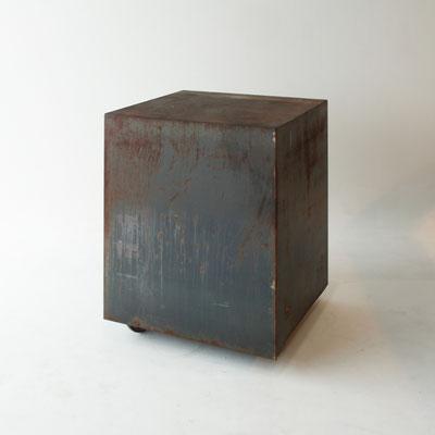 スチールボックス×2台