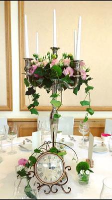 Tischdeko von BlumenART - Caputh