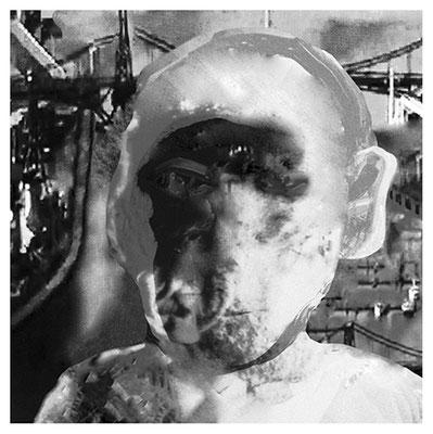 Morgen  Direktdruck auf Aludibond  50 x 50cm 2014