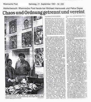 RP Ratingen, September 1991
