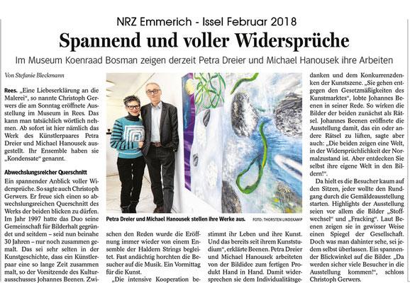 NRZ Emmerich, Februar 2018
