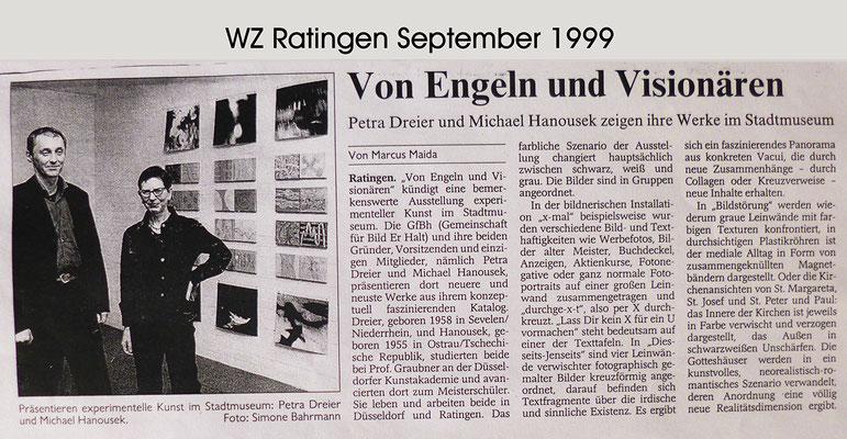 WZ Ratingen, September 1999