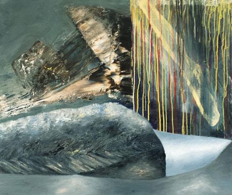 EingriffAcryl / Lwd. 95 x 80 cm 2016